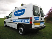 Ultimate car paint protection vans