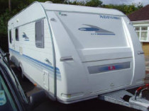 Supagard Caravan Paint Protection