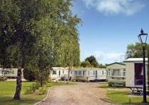 Static Caravan and Polishing